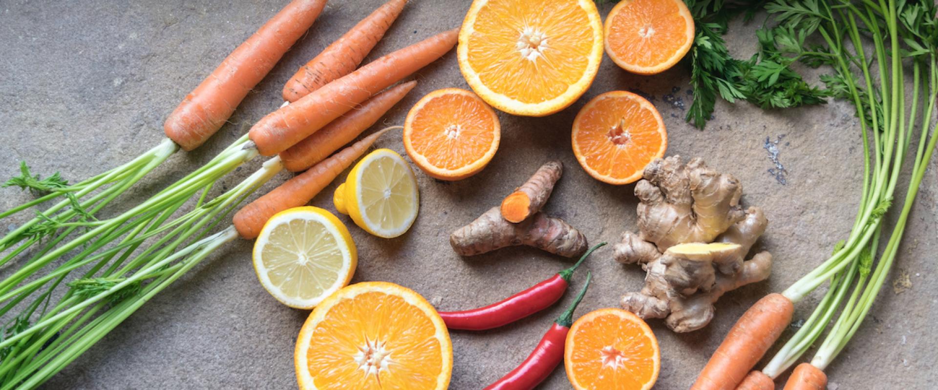 Como comer frutas e verduras em dias frios @JoshMillgate/Unsplash